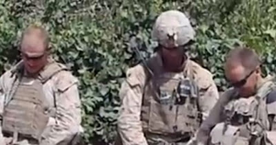 US Marines who urinated on Taliban corpses to be investigated
