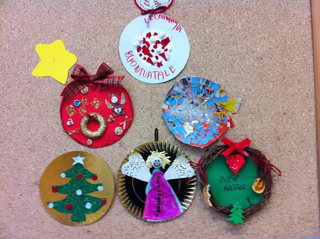 Lavoretti Di Natale Per La Scuola.Scuola Dell Infanzia Luciano Scotti Lavoretti Di Natale