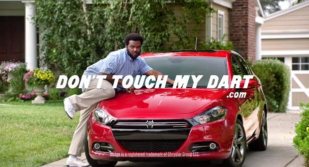Don't Touch My Dodge Dart with Craig Robinson & Jake Johnson