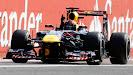 Sebastian Vettel wins again with his Red Bull RB7