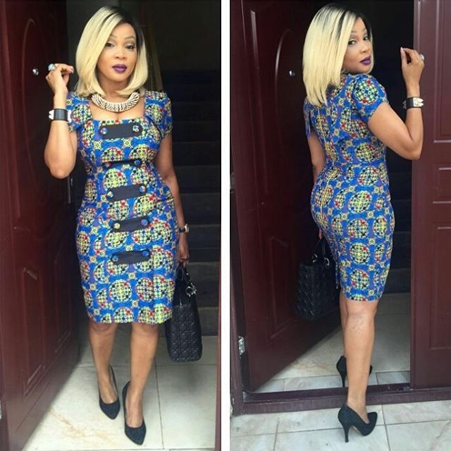 new short ankara gown styles (10)