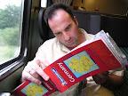 Μελετώντας το χάρτη της Γερμανίας