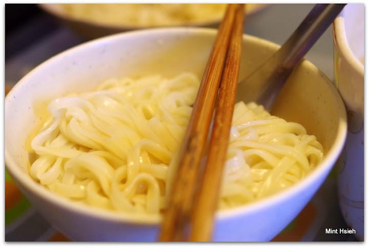 晚餐的義大利麵