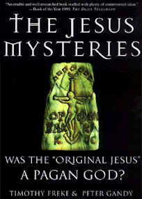 Cover of Timothy Freke's Book The Jesus Mysteries Was the Original Jesus a Pagan God