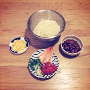 ひな祭りちらし寿司簡単レシピ