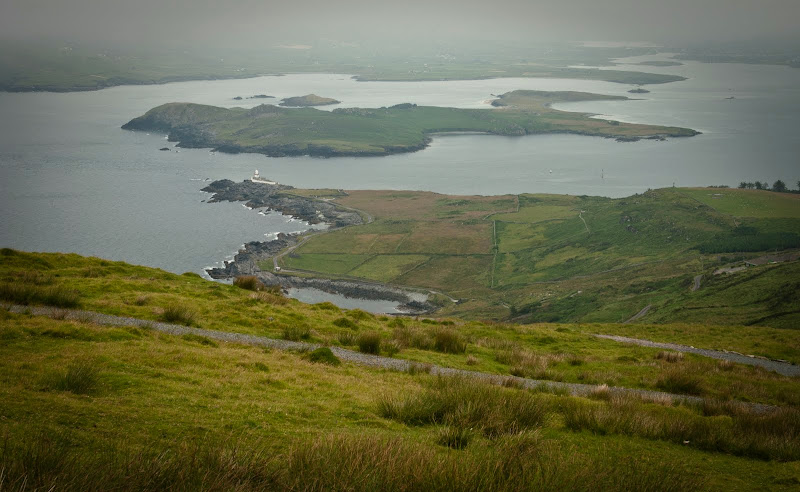 Ring of Kerry -- Valentia Island..
