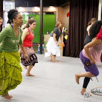 Photos from Afro-Cuban Therapy. Kati Hernandez Visits Atlanta