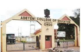 ACEONDO 2017/2018 UTME/DE Degree Departmental Cut-Off Marks Out