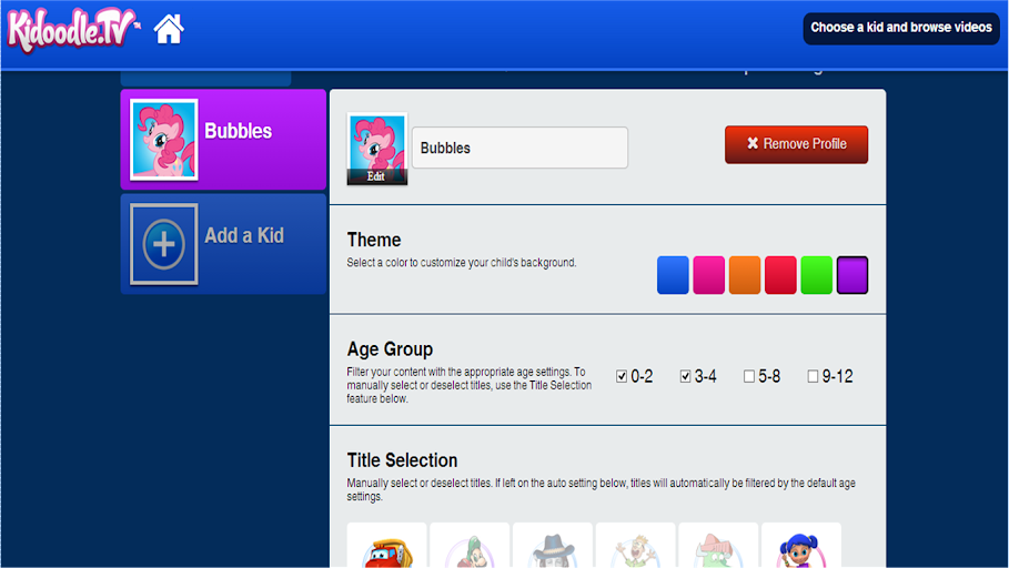Kidoodle TV Account Setup #MC