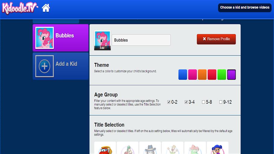 Kidoodle TV Account Setup #MC