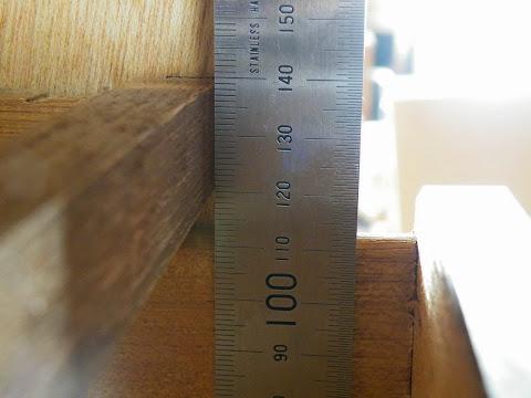 深さ11cm、有効内寸12cm