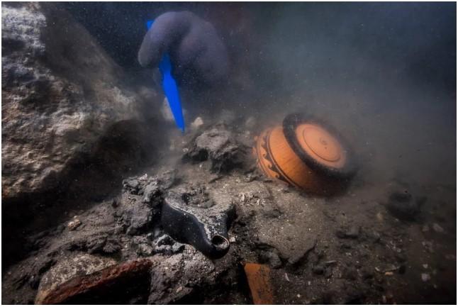 Αίγυπτος: Αρχαιολογικός θησαυρός, ελληνικοί τάφοι στον βυθό της Μεσογείου...