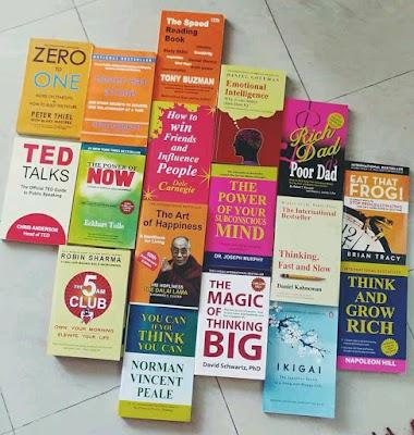20 Best SelfHelp Books ( My favourites)