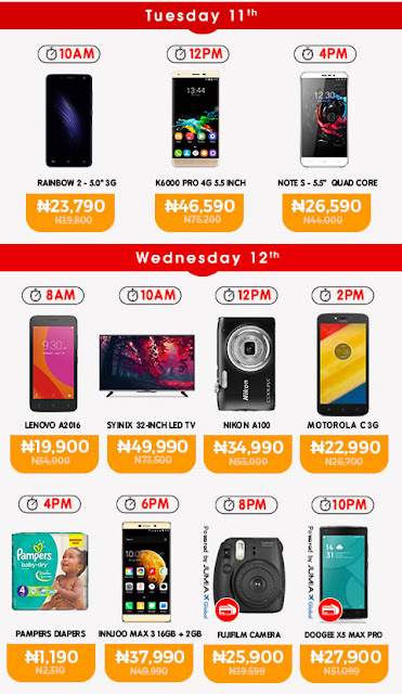 Jumia Turns 5 Today And They're Selling Products At Almost 60% Discount 3