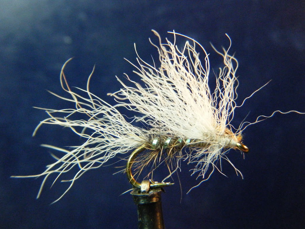 Guides Possum Emerger Natural Fishing Flies, Dry Fly
