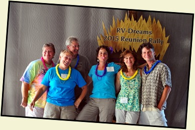 11h - Hawaiian Luau - May 30 - We will be hanging out with this gang in Maine... Wish us luck!