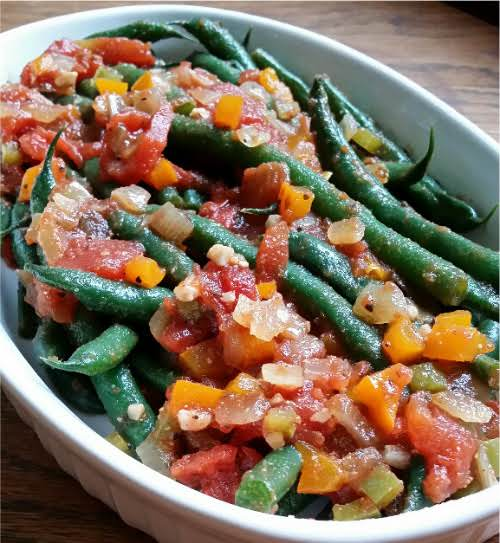 Creole Green Beans #Recipe 2