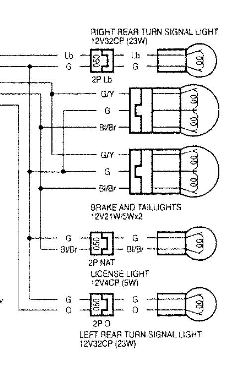 Turn Signal Wiring - Cbr Forum