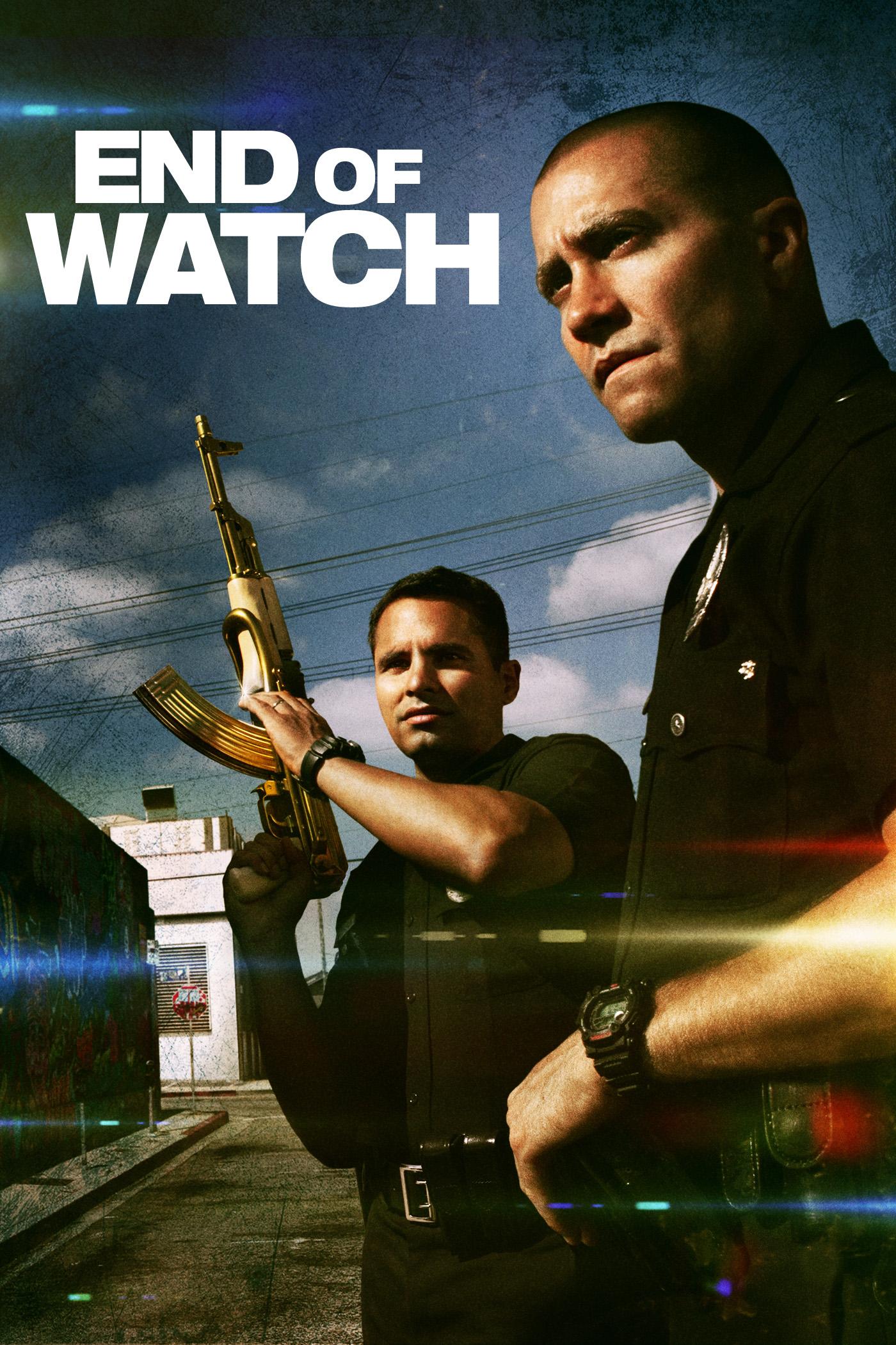 Tàn Cuộc - End Of Watch (2012)