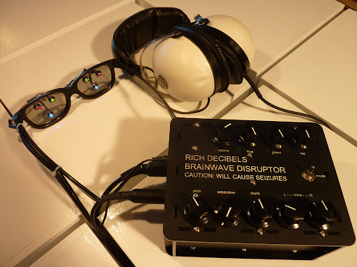 Brainwave Disruptor