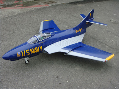 [New Scheme] Cougar F9F8 - Blue Angel