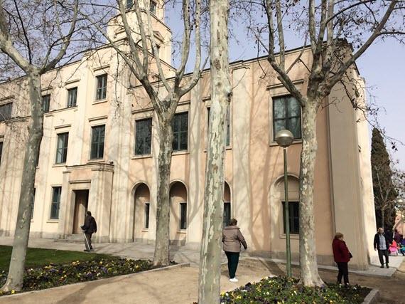 Los palacios del Capricho, la Quinta de los Molinos y Torre Arias abrirán sus puertas al público