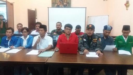 Forum Kebangsaan Jawa Timur yang diperlopori oleh PW GP Ansor Jawa Timur (Kabarjatim.com)
