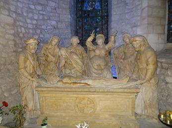 2017.10.23-126 mise au tombeau du Christ dans la basilique Saint-Remi