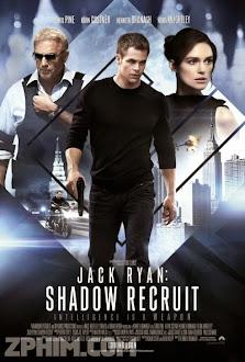 Jack Ryan: Đặc Vụ Bóng Đêm - Jack Ryan: Shadow Recruit (2014) Poster