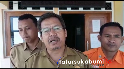 Kades Munjul Kecamatan Ciambar Eman Sulaeman // Foto : Isep Panji