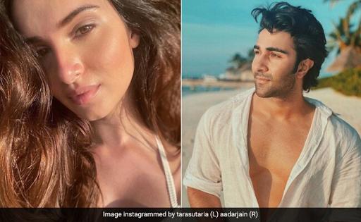 Sun-Kissed In Maldives: Tara Sutaria And Aadar Jain Are Having A Blast