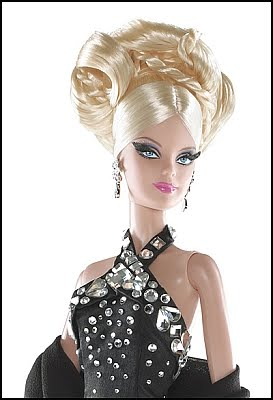 Barbie OOAK designs by Taque-Taque: diseño de Philipp Plein para Barbie Collector