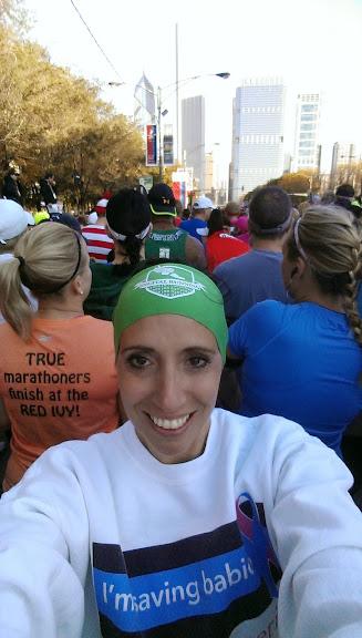 IMAG6876 My Chicago Marathon Recap   #TeamDannyDid