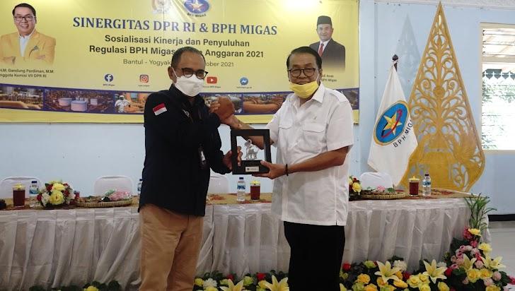 BPH Migas Dorong Pertumbuhan Ekonomi di Masyarakat