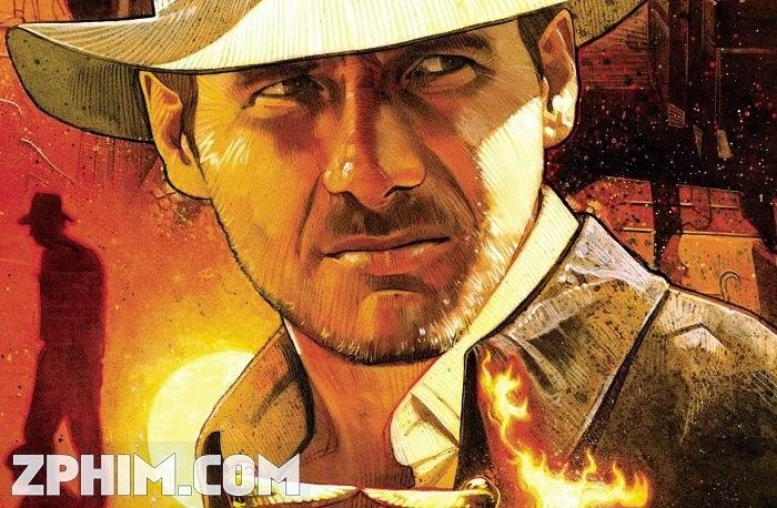 Ảnh trong phim Indiana Jones Và Chiếc Rương Thánh Tích - Indiana Jones and the Raiders of the Lost Ark 1