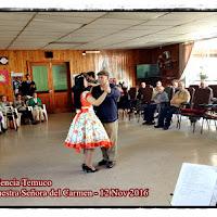 Visita Hogar Nuestra Sra. Del Carmen - 12 Nov 2016