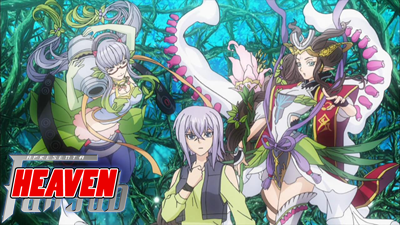 CardFight! Vanguard Link Legion Mate Hen - Ep 10