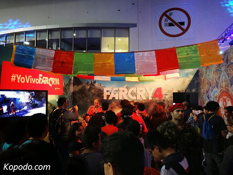 farcry4-far-cry-4-ubisoft-kopodo-expo-egs-2014-evento-centro-banamex-news-reseñas-review-noticias