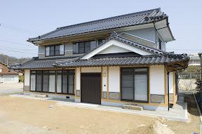 格式ある佇まい、心安らぐ「和」の家