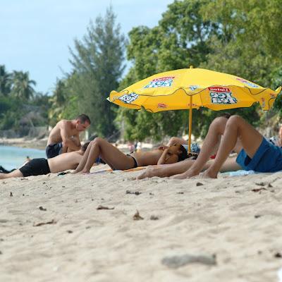 Tahiti - plage