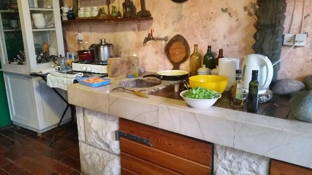 Außenküche Mit Fünf Buchstaben : SumatragrÜn auf reisen mit dem t bulli nach korsika september