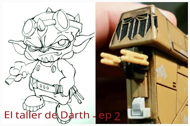 Taller de Darth ep 2