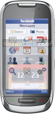 Facebook for Every Phone 3 4 1 Nokia symbian S^3 Anna Belle