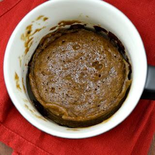Chocolate Protein Mug Cake.