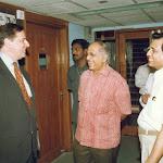 with Lalji Singh and French Ambassador, Blanche Maison 1994.jpg