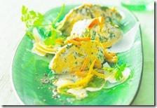 Gnocchi di ricotta e spinaci con burro al limone e pinoli