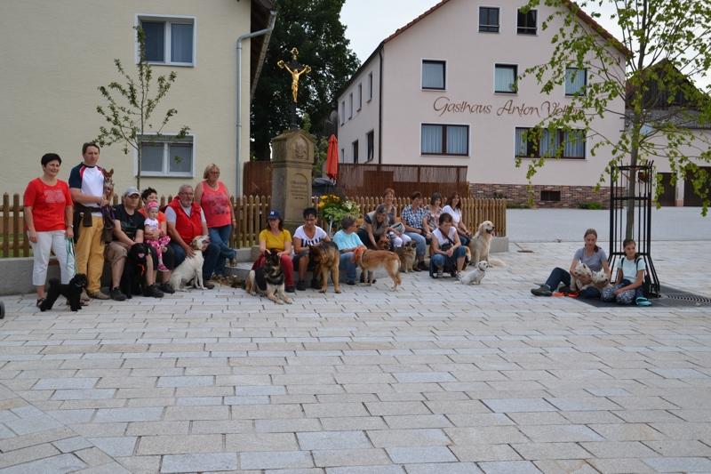 On Tour in Speinshart: 4. August 2015 - DSC_0086.JPG