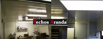 Presupuesto economico techos metalicos Madrid