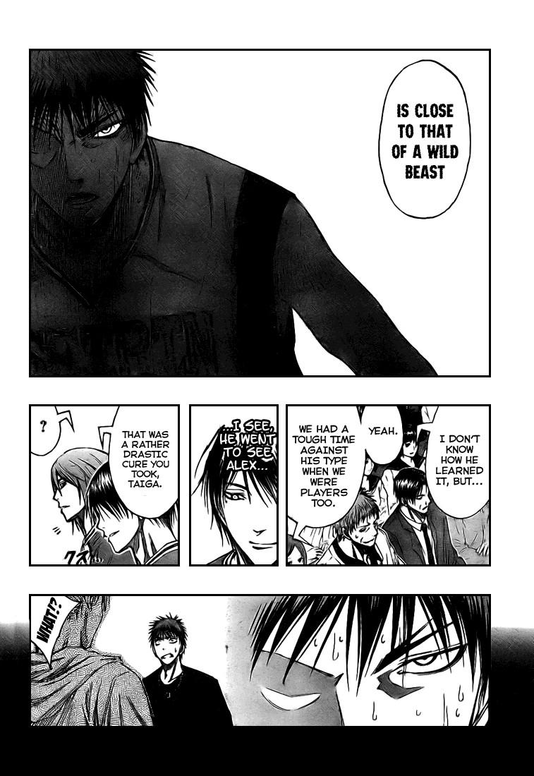 Kuroko no Basket Manga Chapter 123 - Image 06