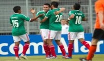 Goles Mexico Holanda [4 - 2] semifinales Toulon 30 Mayo